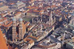 Altstadt, München, Bayern, Sør-Tyskland, Tyskland