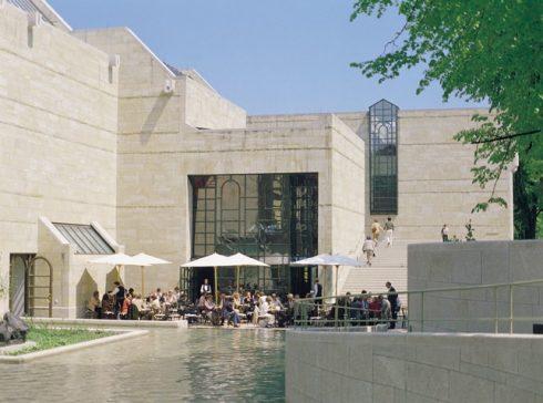Neue Pinakothek, München, Bayern, Sør-Tyskland, Tyskland