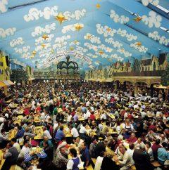 Oktoberfest, München, Bayern, Sør-Tyskland, Tyskland