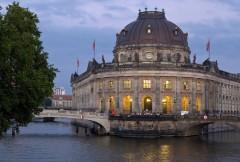 Berlin, Bode Museum, Museumsinsel, Unescos verdensarv