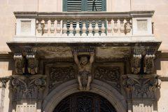 Barokken, Noto, Sicilia, Italia