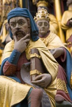 Nürnberg, Bayern, Unesco Verdensarv, Altstadt, Historisk, Middelalder, Hauptmarkt, Sør-Tyskland, Tyskland