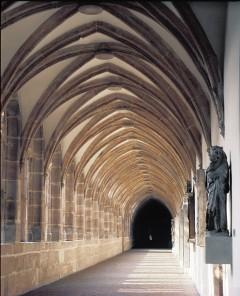 Germanisches Nationalmuseum, Nürnberg, Bayern, Unesco Verdensarv, Altstadt, Historisk, Middelalder, Hauptmarkt, Sør-Tyskland, Tyskland