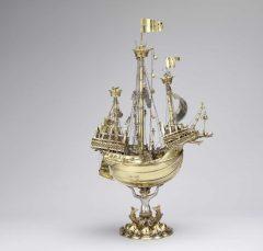 Schlüssfelder Schiff fra år 1503, Germanisches Nationalmuseum, Nürnberg