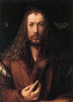 Albrecht Dürer, Nürnberg, Bayern, Unesco Verdensarv, Altstadt, Historisk, Middelalder, Hauptmarkt, Sør-Tyskland, Tyskland