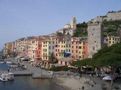 Cinque Terre, Portovenere, Unescos liste over Verdensarven, Liguria, Nord-italia