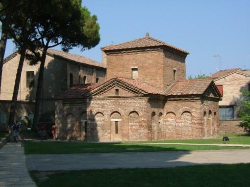Mauselo di Galla Placida, Unesco, Ravenna, Emilia-Romagna, Nord-Italia, Italia