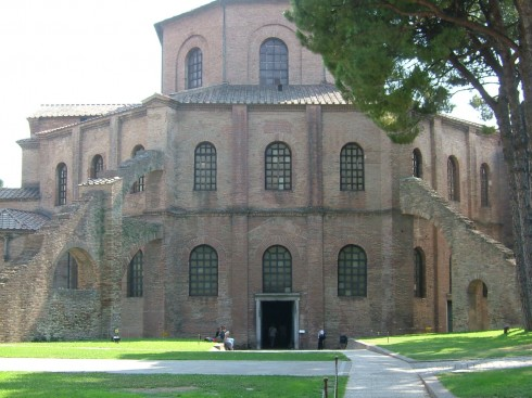 Basilica di San Vitale,