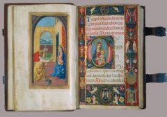 Libro d'Oro, Bibliotaca Classence, Unesco, Ravenna, Emilia-Romagna, Nord-Italia, Italia