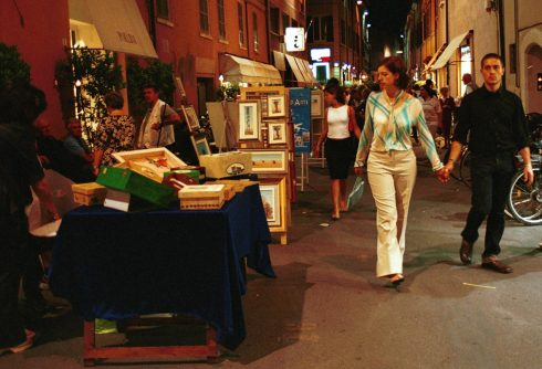 Marked, Ravenna, Emilia-Romagna, Nord-Italia, Italia