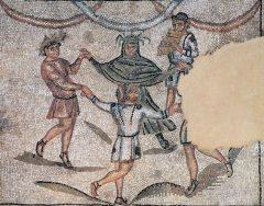 Domus dei Tappeti di Pietra, Unesco, Ravenna, Emilia-Romagna, Nord-Italia, Italia