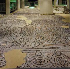 osaikker, Domus dei Tappeti di Pietra, Unesco, Ravenna, Emilia-Romagna, Nord-Italia, Italia