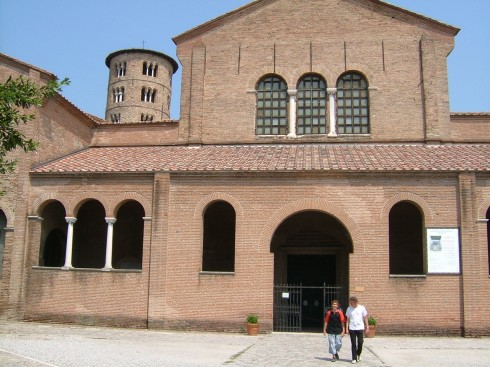 Sant'Apollinare in Classe, Unesco, Ravenna, Emilia-Romagna, Nord-Italia, Italia