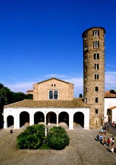 Basilica di Sant'Apollinare Nuovo, Unesco, Ravenna, Emilia-Romagna, Nord-Italia, Italia