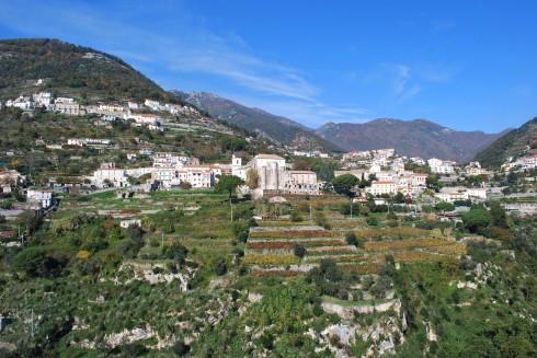 Scala, Ravello, Amalfi-kysten, Sør-Italia, Italia