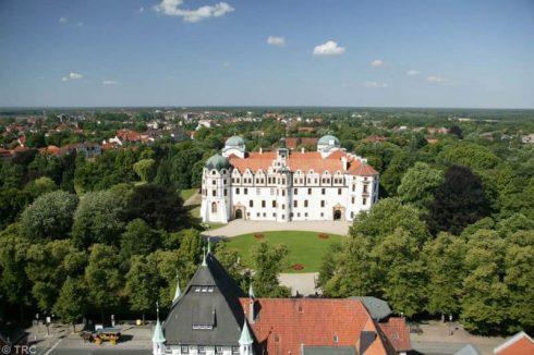 Schloss Celle, Celle, Nord-Tyskland, Tyskland