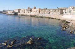 gamleby, Ortigia, Siracusa, Sicilia, Italia