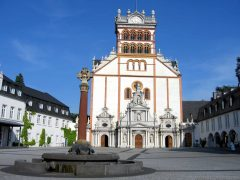 St Matthias, Trier, Vest-Tyskland, Tyskland