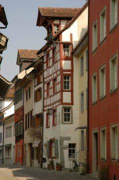 Altstadt, middelalder, Stein am Rhein, Sveits