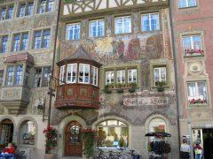 Middelalder, Altstadt, Stein am Rhein, Sveits