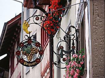 Stein am Rhein, weinstube, Nord-Sveits, Sveits