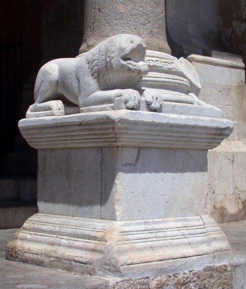 Duomo, Terracina, Lazio, Midt-Italia, Italia