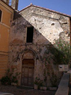 Kirken Annunziata, Terracina, Lazio, Midt-Italia, Italia