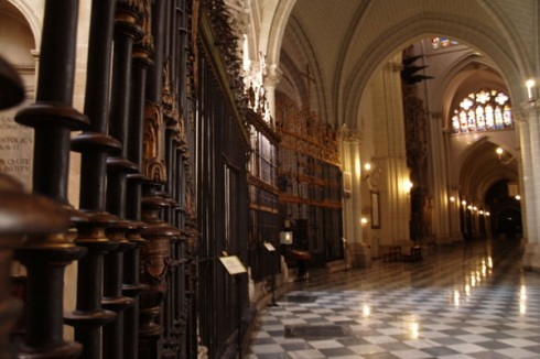 Katedralen, Toledo, Unescos liste over Verdensarven, Castilla-La Mancha, Midt-Spania, Madrid og innlandet,Spania
