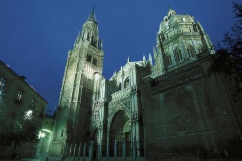 Catedral Santa Maria de Toledo, Toledo, Unescos liste over Verdensarven, Castilla-La Mancha, Midt-Spania, Madrid og innlandet,Spania