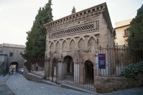 Mezquita del Cristo de la Luz, Toledo, Unescos liste over Verdensarven, Castilla-La Mancha, Midt-Spania, Madrid og innlandet,Spania