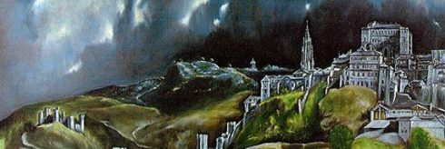 El Greco, Toledo, Unescos liste over Verdensarven, Castilla-La Mancha, Midt-Spania, Madrid og innlandet,Spania
