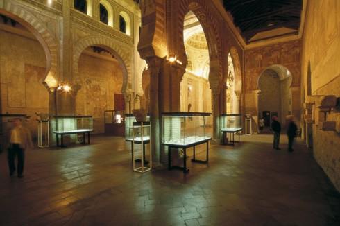 Iglesia San Román med det visigotiske museet, Toledo, Unescos liste over Verdensarven, Castilla-La Mancha, Midt-Spania, Madrid og innlandet,Spania