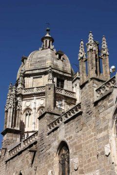 Capilla Mozárabe, kapell, katedral, Toledo, Unescos liste over Verdensarven, Castilla-La Mancha, Midt-Spania, Madrid og innlandet,Spania