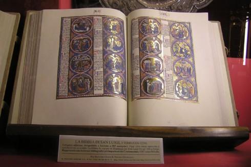 San Luigi-Bibelen, katedralmuseet, Toledo, Unescos liste over Verdensarven, Castilla-La Mancha, Midt-Spania, Madrid og innlandet,Spania