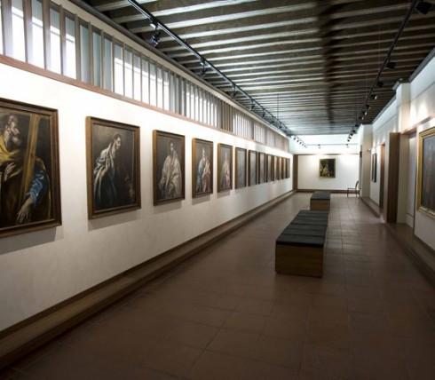 Museo El Greco, Toledo, Unescos liste over Verdensarven, Castilla-La Mancha, Midt-Spania, Madrid og innlandet,Spania