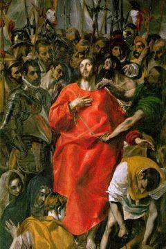 Toledo-katedralens skattkammer - El Grecos maleri