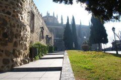 Monasterio San Juan de los Reyes, Toledo, Unescos liste over Verdensarven, Castilla-La Mancha, Midt-Spania, Madrid og innlandet,Spania