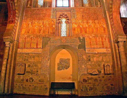 San Román, mudéjarstil, Toledo, Unescos liste over Verdensarven, Castilla-La Mancha, Midt-Spania, Madrid og innlandet,Spania
