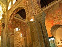 Toledo-kirken San Román, Toledo, Unescos liste over Verdensarven, Castilla-La Mancha, Midt-Spania, Madrid og innlandet,Spania