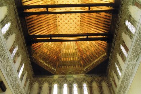 Sinagoga del Transito, Toledo, Unescos liste over Verdensarven, Castilla-La Mancha, Midt-Spania, Madrid og innlandet,Spania