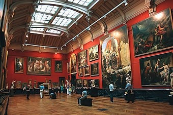 Musée des Augustins, Toulouse, Sør-Frankrike, Frankrike