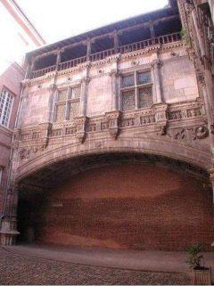 Hôtel de Bernuy, Toulouse, Sør-Frankrike, Frankrike