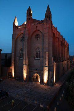 Les Jacobins, Toulouse, Sør-Frankrike, Frankrike