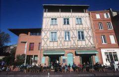 Quartier Terrasses, Toulouse, Sør-Frankrike, Frankrike