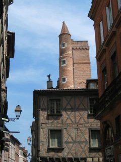 Vieux Ville, Toulouse, Sør-Frankrike, Frankrike