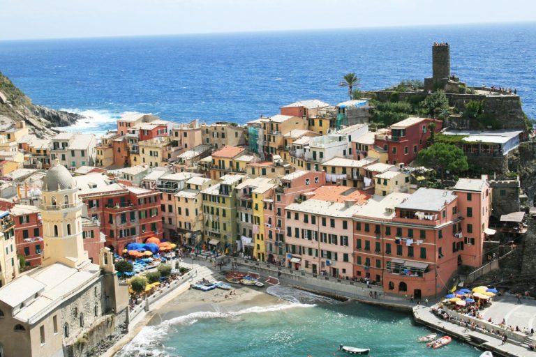 Vernazza, Cinque Terre, Liguria, Nord-Italia, Italia