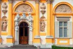 Wilanow-palasset, barokk, Warszawa, Unesco Verdensarv, Wisla, Midt-Polen, Polen