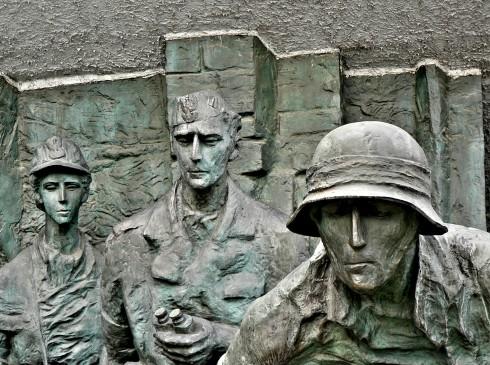 Warszawa Uprising, Warszawa, Unesco Verdensarv, gamlebyen Stare Miasto, Starowka, historisk bydel, middelalder, markedsplass Rynek Starego Miasto, Wisla, Midt-Polen, Polen