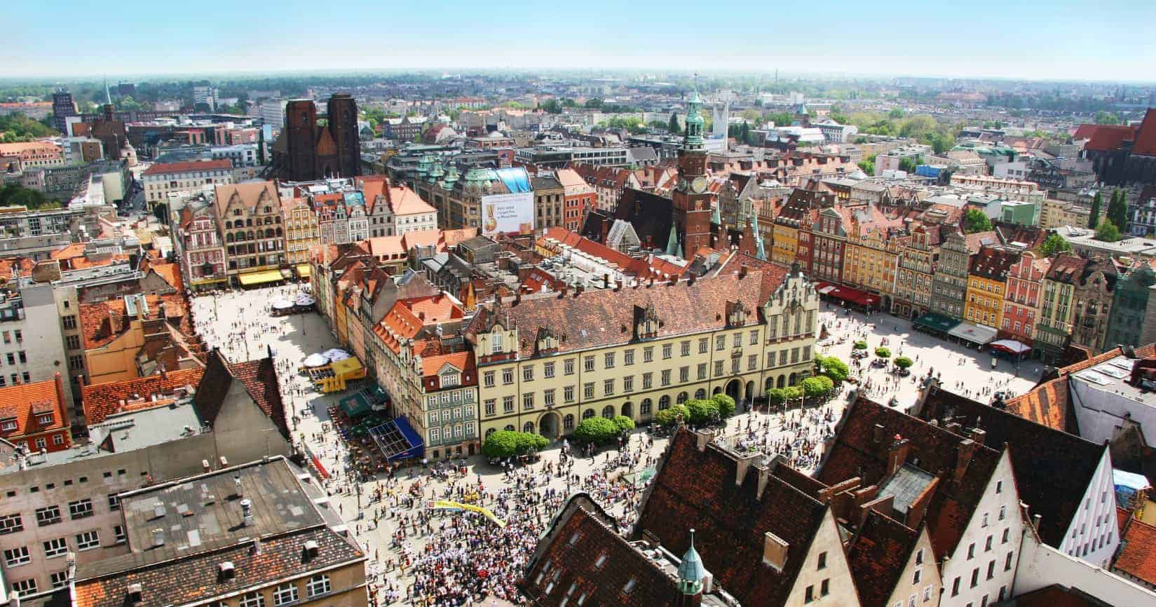 Wroclaw, ReisDit.no