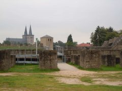 Xanten Römerpark, Vest-Tyskland